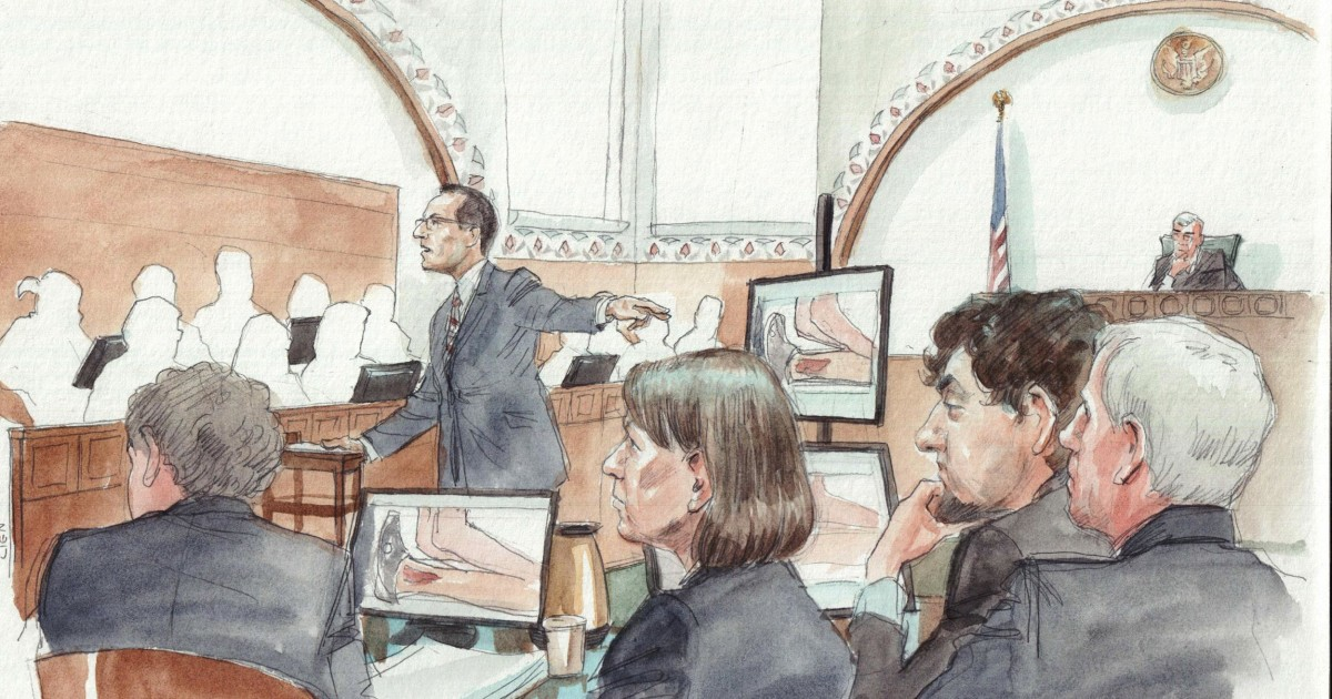 boston bombing case analysis essay Better drawn than broadcast to the world: a courtroom sketch shows accused  boston marathon bomber dzhokhar tsarnaev in court on the.