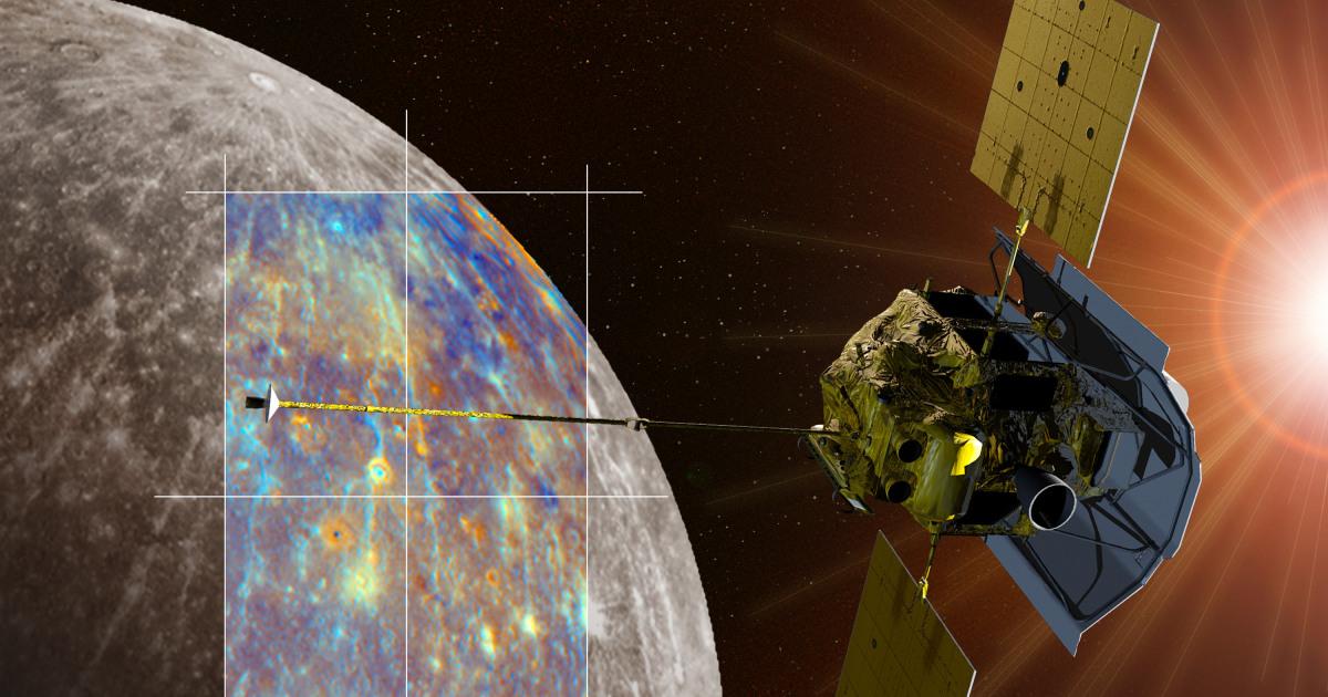 messenger spacecraft launch date - 1200×630