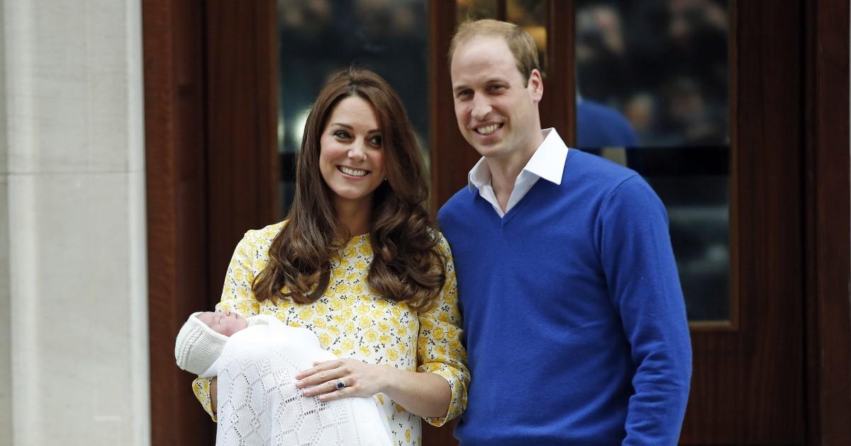 PrinzeГџin Kate Baby Name