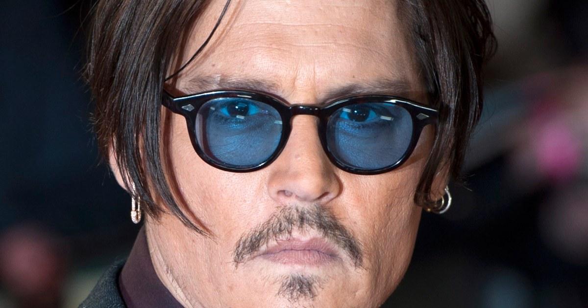 Johnny Depp's Dogs Lea...