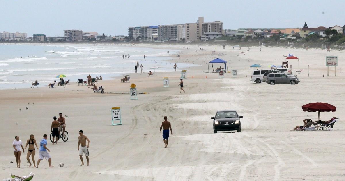 Weather At Daytona Beach Fl