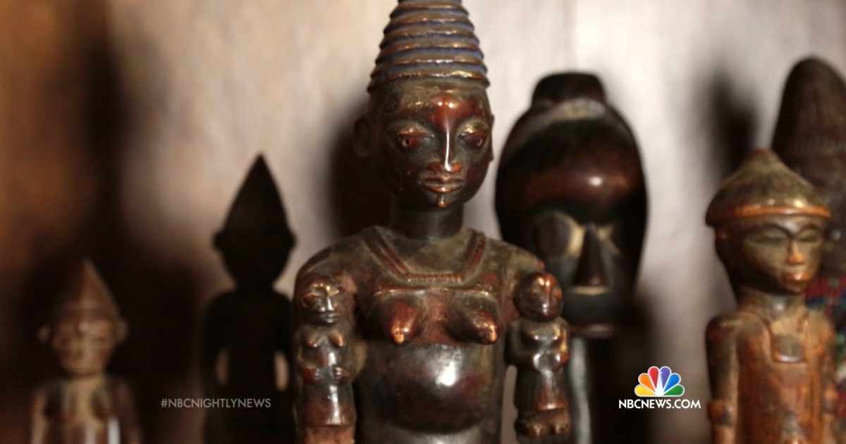 An African Art Collection Grows In Brooklyn
