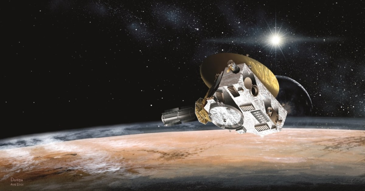 NASA Marks Milestones for Voyager and New Horizons ...