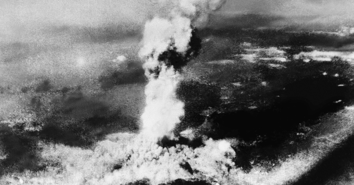 an analysis of the topic of the weapons used against the hiroshima and nagasaki