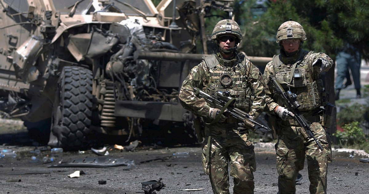Should We Stay or Should We Go? Experts Praise Afghanistan ...