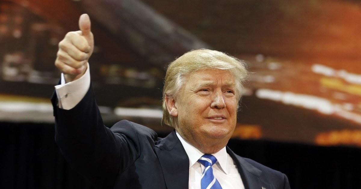 endorsed donald trumps presidential - 1200×630