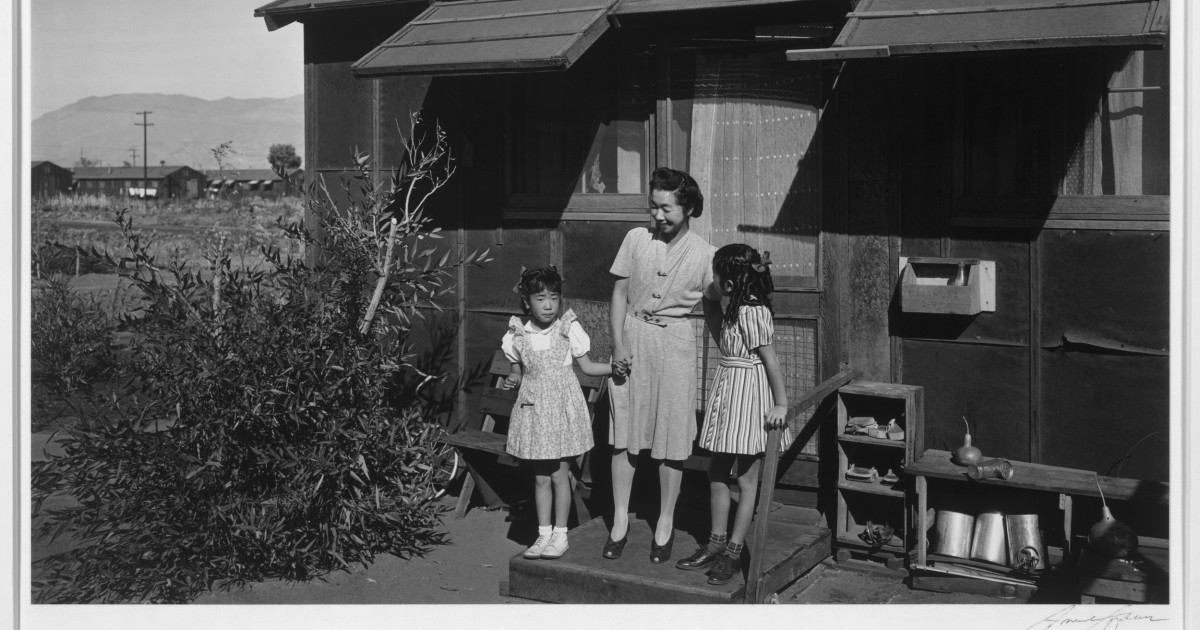 When Japanese Americans Were Caged: 75 Years After Executive
