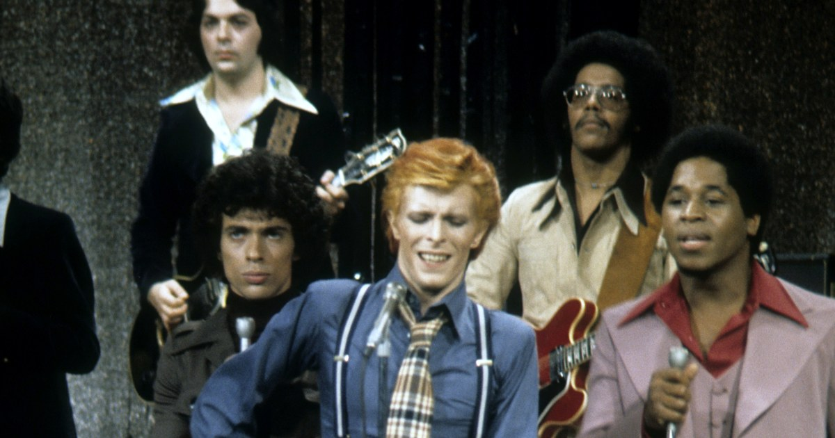 Plastic Soul': David Bowie's Legacy and Impact on Black Artists