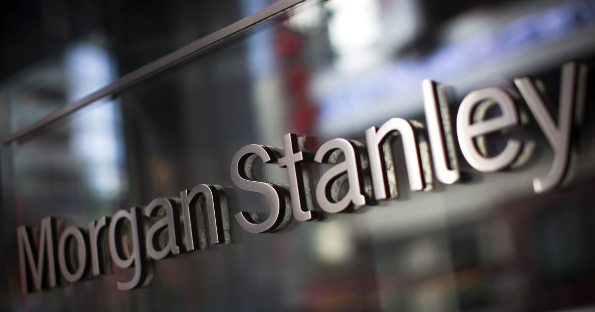 Mortgage Backed Securities Morgan Stanley