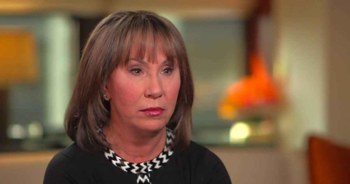 After Shoplifting Scandal Former Tv Anchor Learns To Forgive Herself
