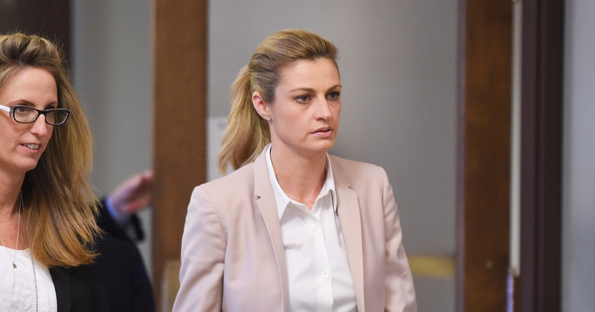 Sportscaster Erin Andrews Says Shell Never Get Over Nude -3538