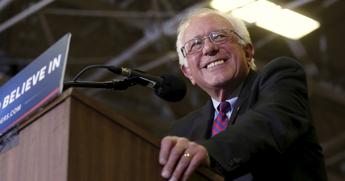 Bernie Sanders Wins Washington State, Alaska and Hawaii Democratic Caucuses