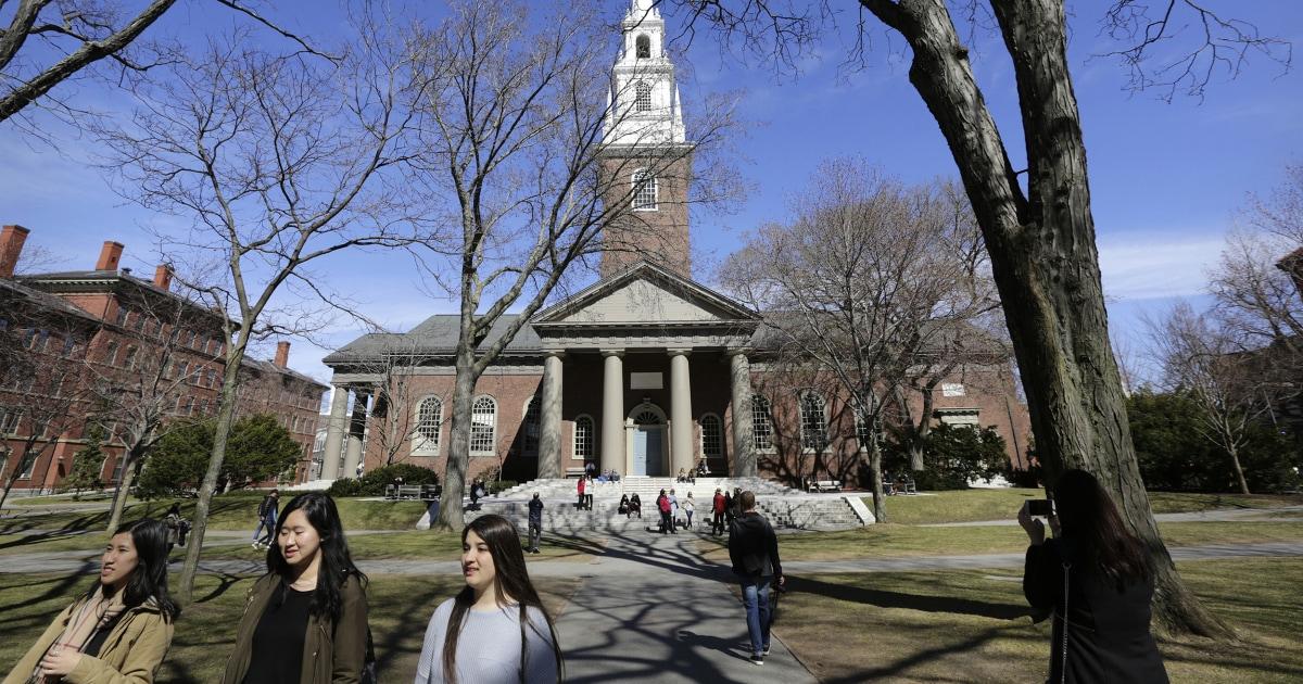 Porcellian Club, Harvard's Oldest, Warns Against Women Members