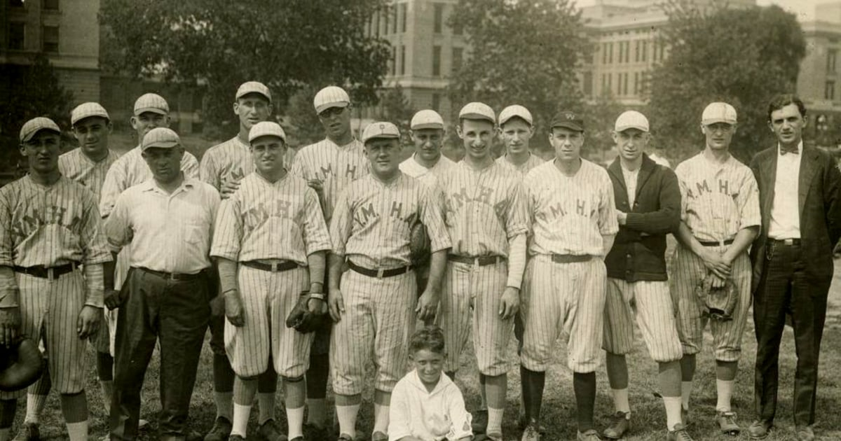 Exhibit Tells The Story Of Baseballs Role In Jewish