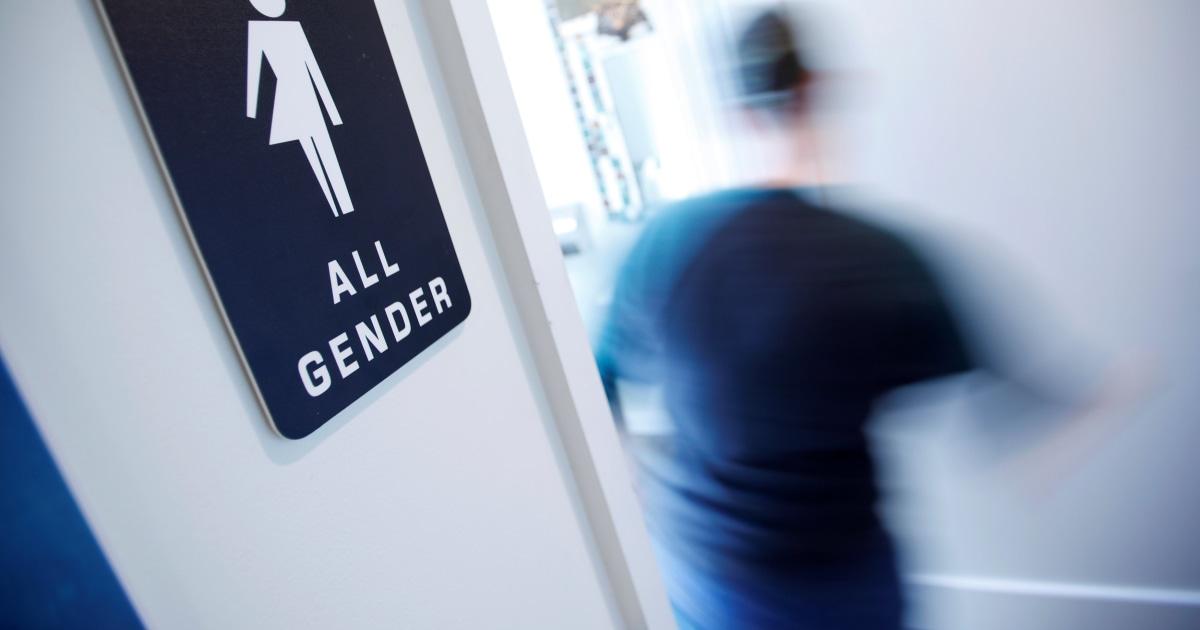 North Carolina Bathroom Law Gives Gender Neutral Clothing Logo New Purpose Nbc News