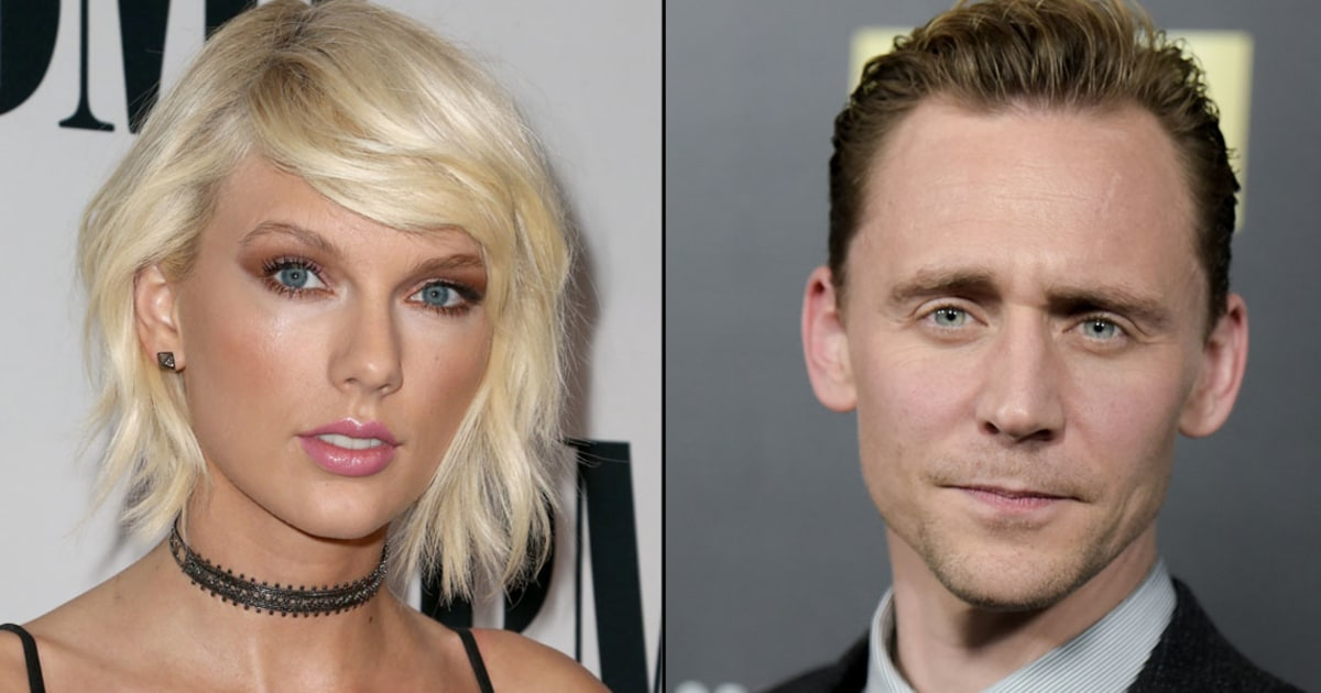 Taylor Swift, Tom Hiddleston Are Photographed Kissing ...