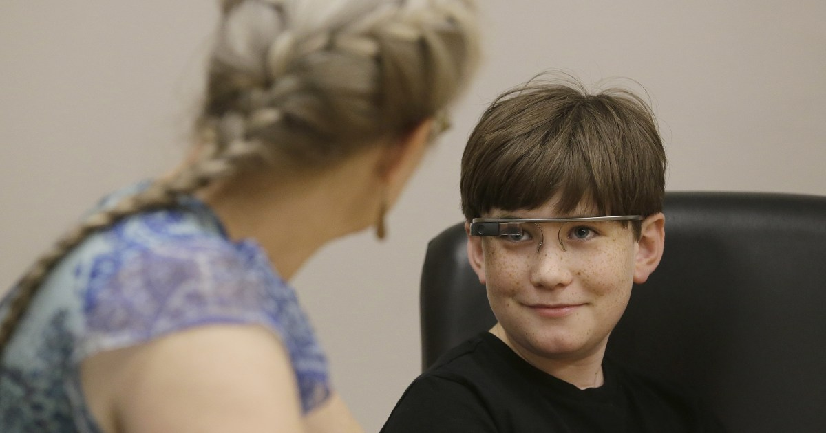 Google Glass App Helps Kids with Autism 'See' Emotions