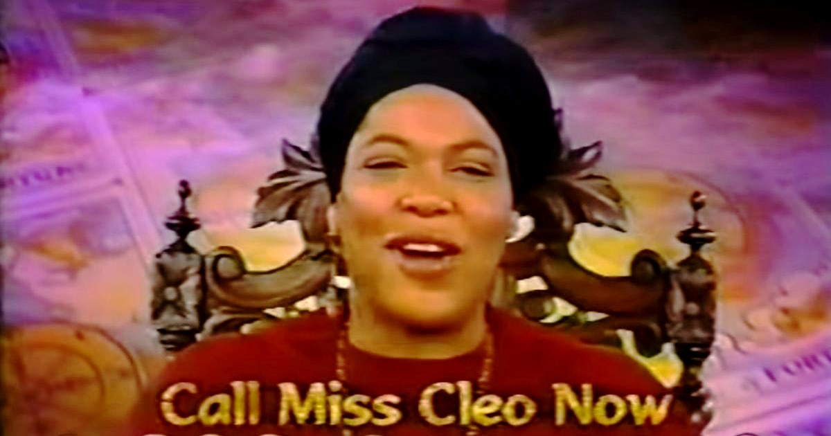 Youree Del Cleomill Harris Famed Tv Psychic Miss Cleo Dies At 53
