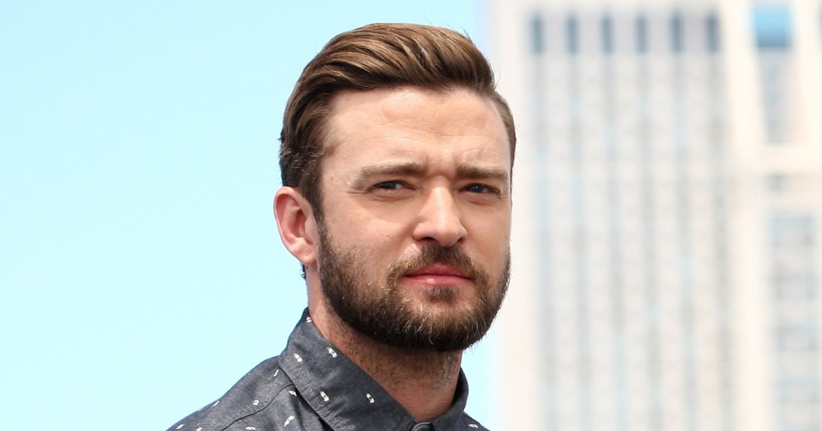 df418d4d971fa Man Arrested After  Touching  Justin Timberlake s Face at Nevada Golf  Course  Police