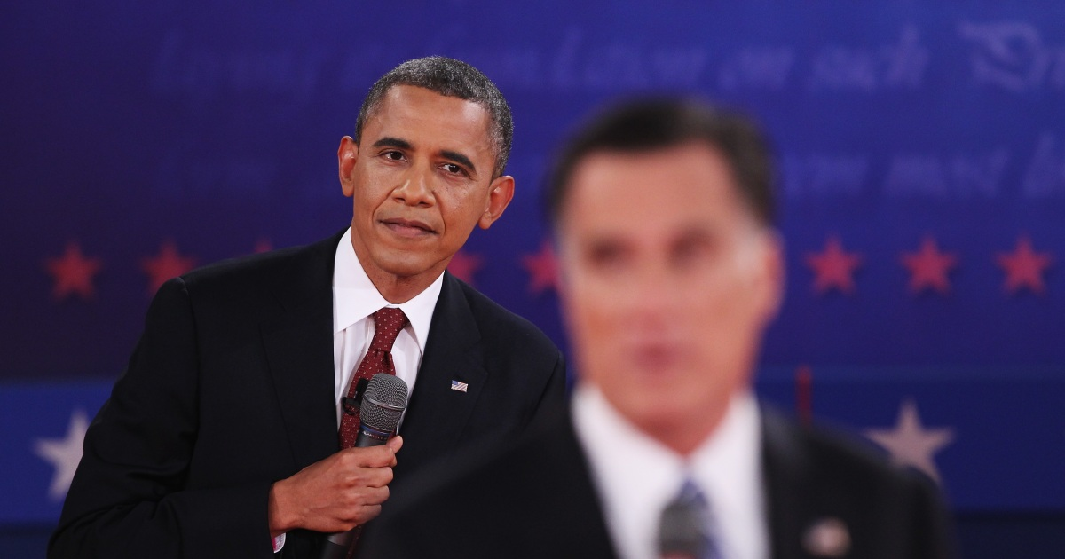 10 presidential debates that made an impact