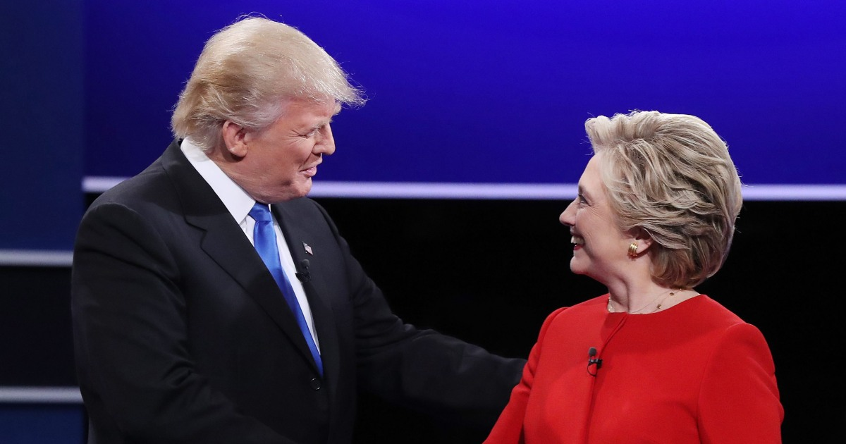 6 Key Moments of the First 2016 Presidential Debate Between