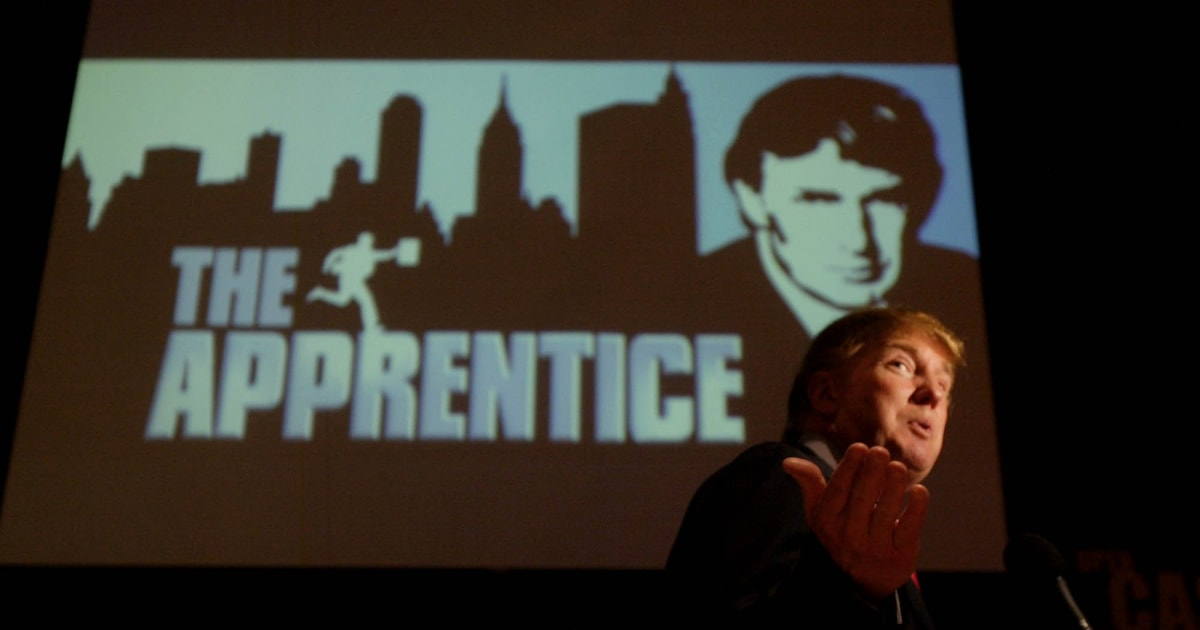 Donald Trump Trolls 'The Celebrity Apprentice' and New Host Arnold