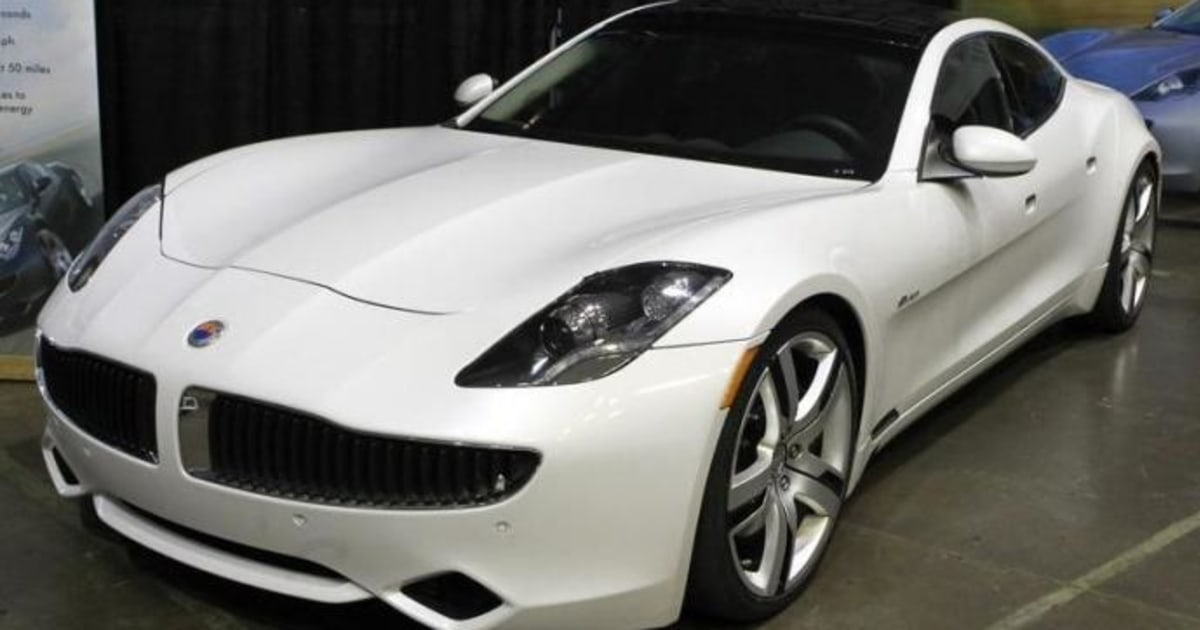 Tesla's Rival is Back: Fisker Launches an All-New Battery ...