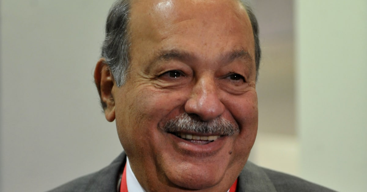 Image result for Carlos Slim