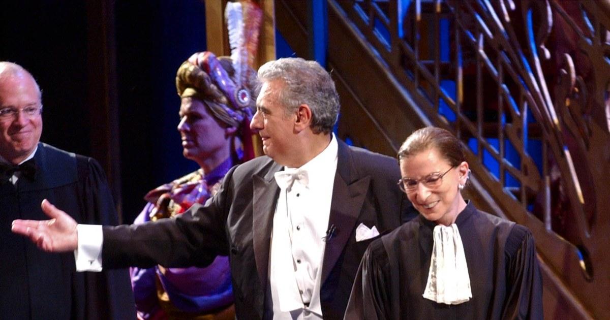 Ruth bader ginsburg to make opera debut with washington d c production - Gutschein bader dezember 2016 ...