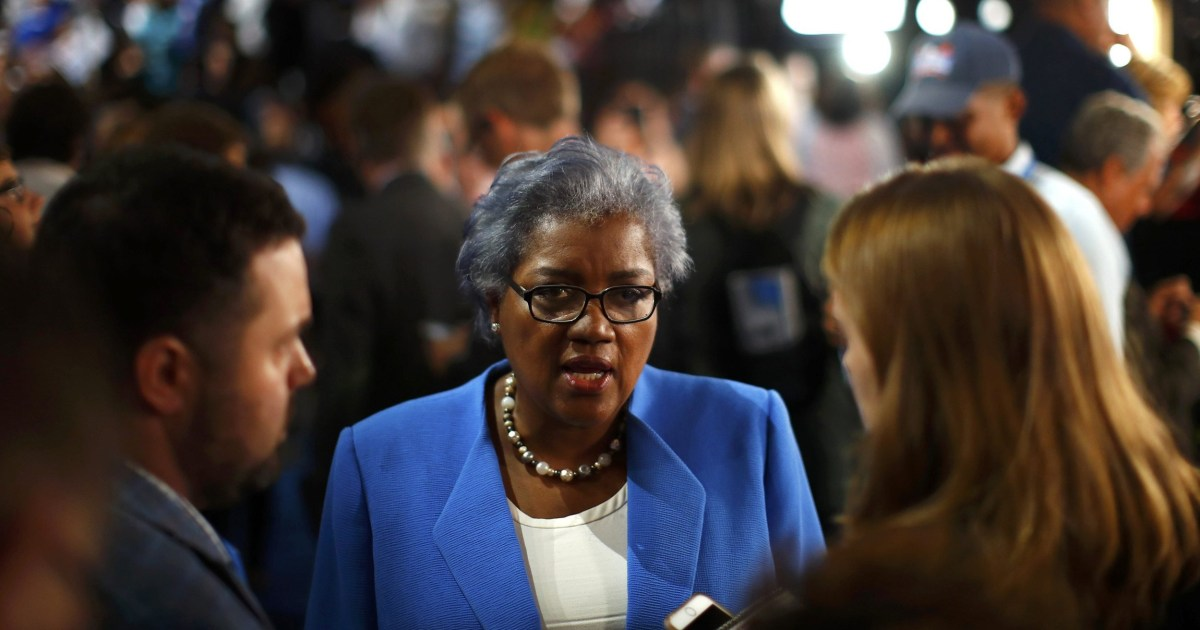 Donna Brazile says people who want her to 'shut up' can 'go to hell'