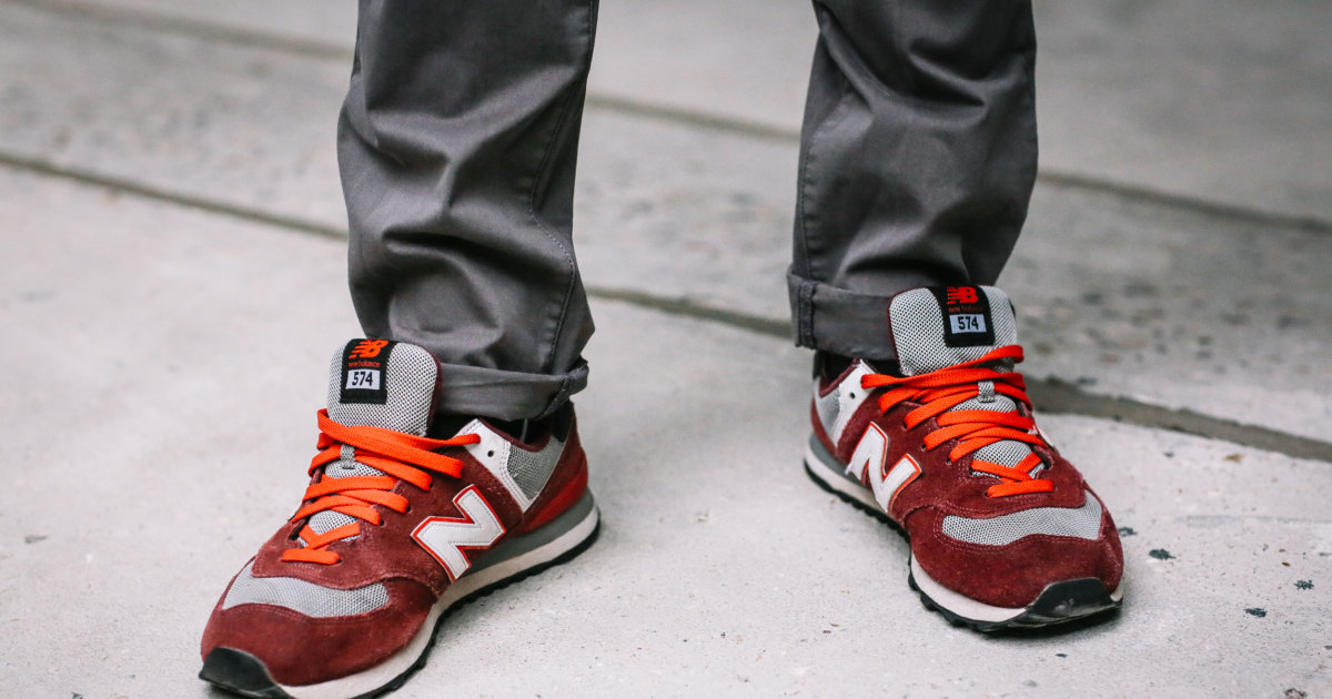 New Balance Official Shoes White Supremacist