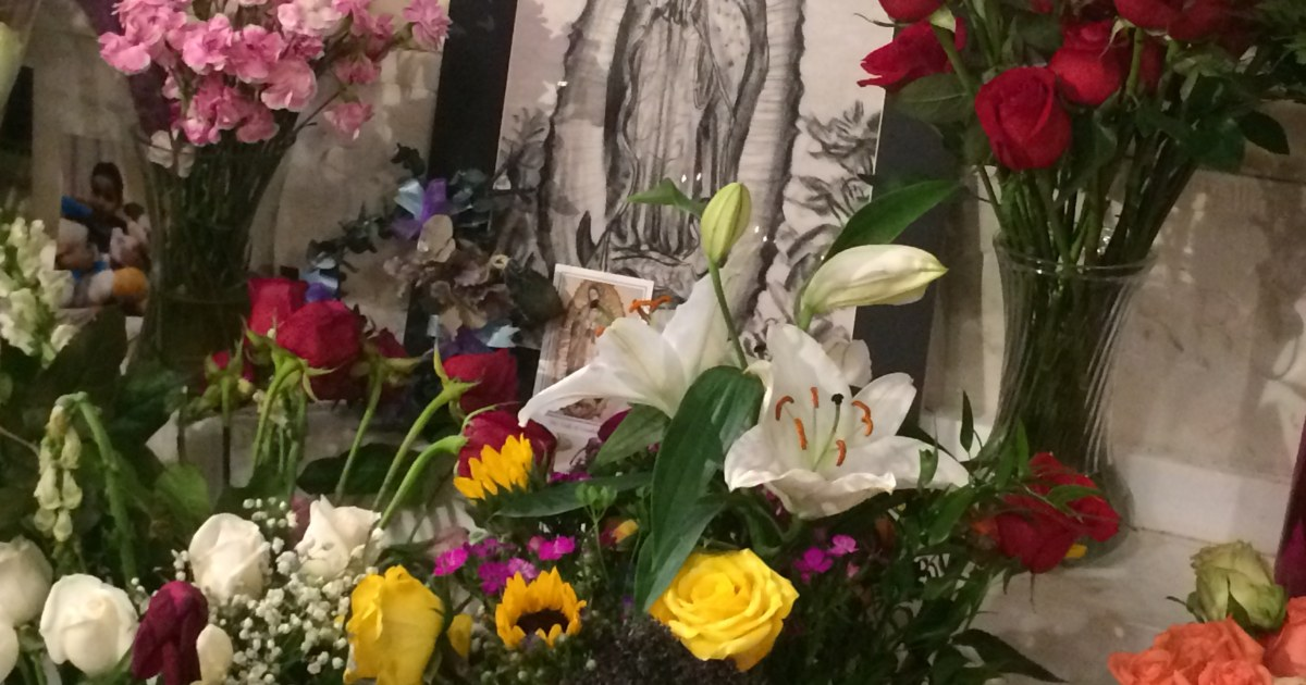 Our Lady Of Guadalupe Is A Powerful Symbol Of Mexican Identity