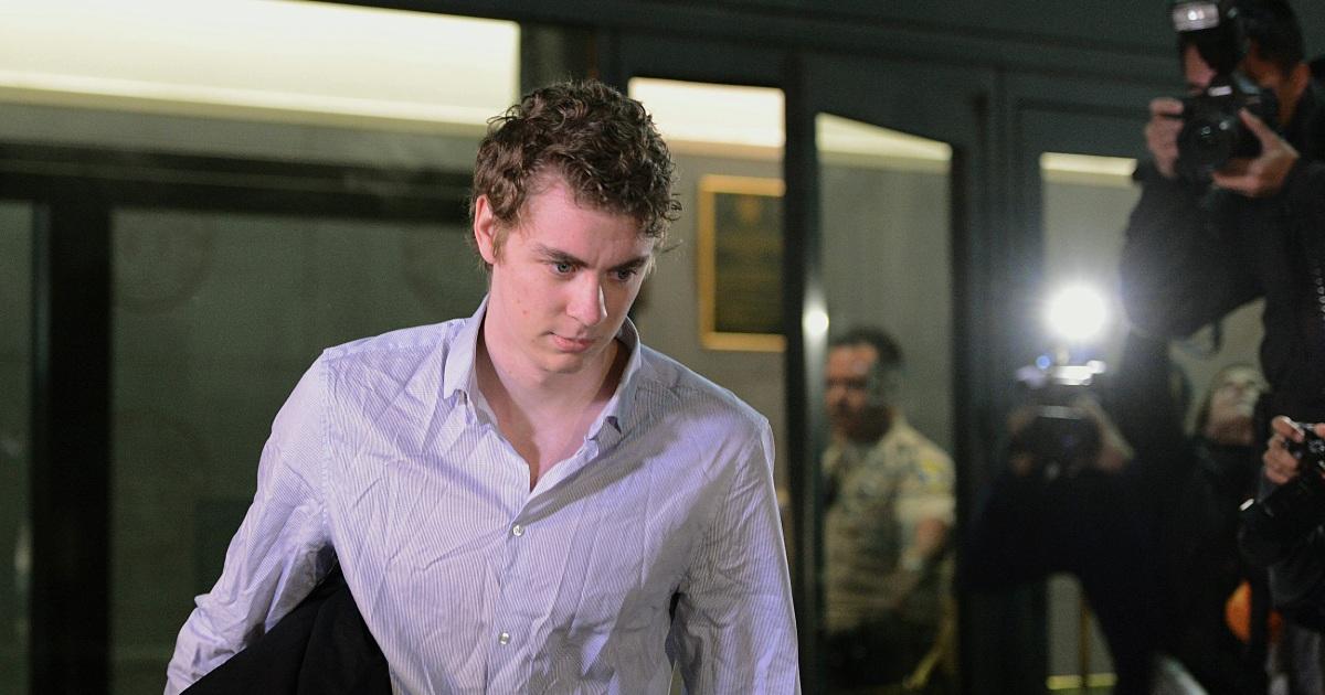 Brock Turner, Convicted Sexual Assault Offender, Released ...