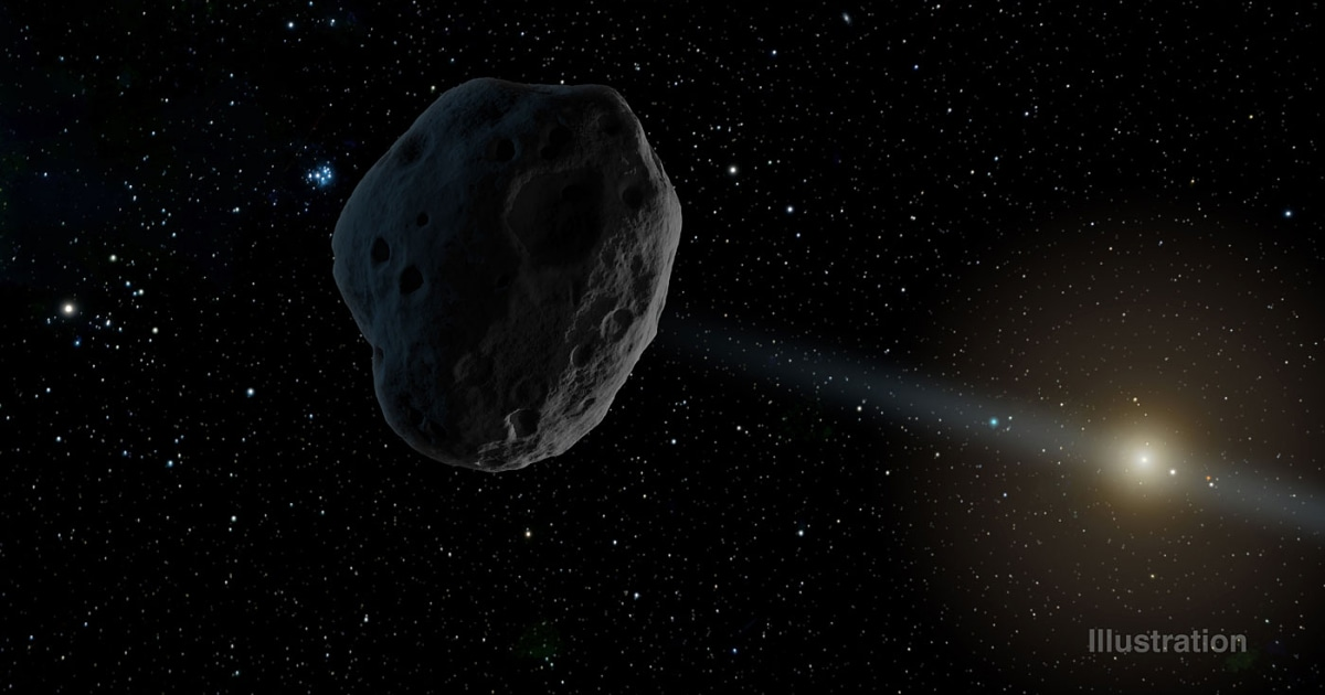 what is the asteroid belt universe today - 1200×630
