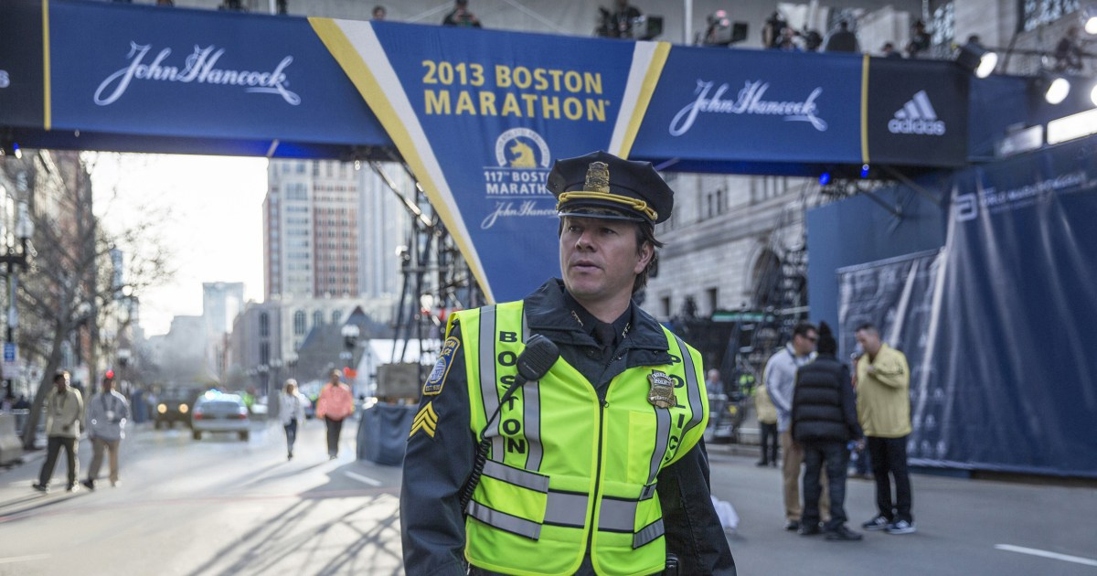 Image result for mark wahlberg patriots day