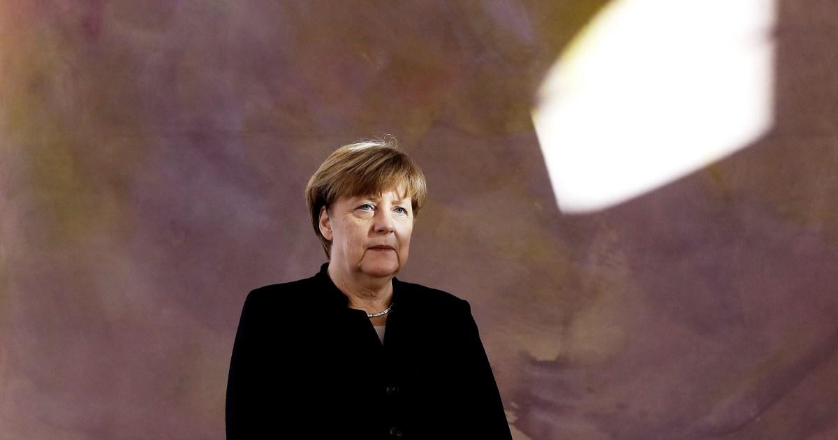 Merkel: Terror Fight Does Not Justify Trump Immigration Ban
