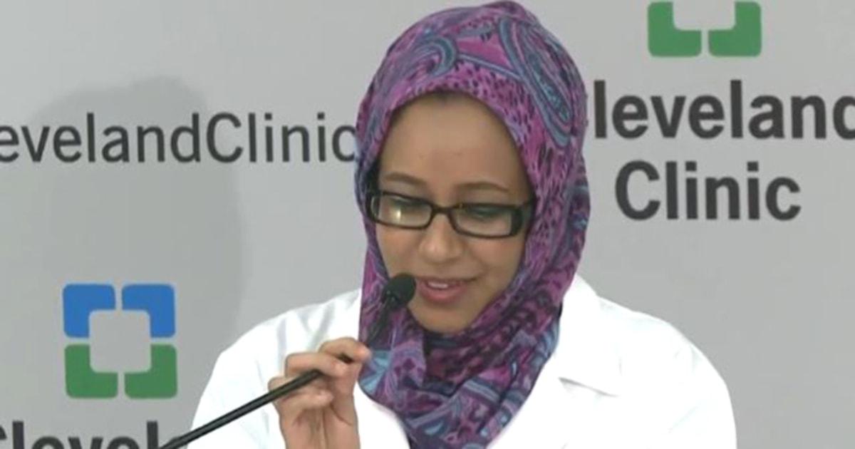 Cleveland Clinic Doctor Deported Under Trump Order Comes Back