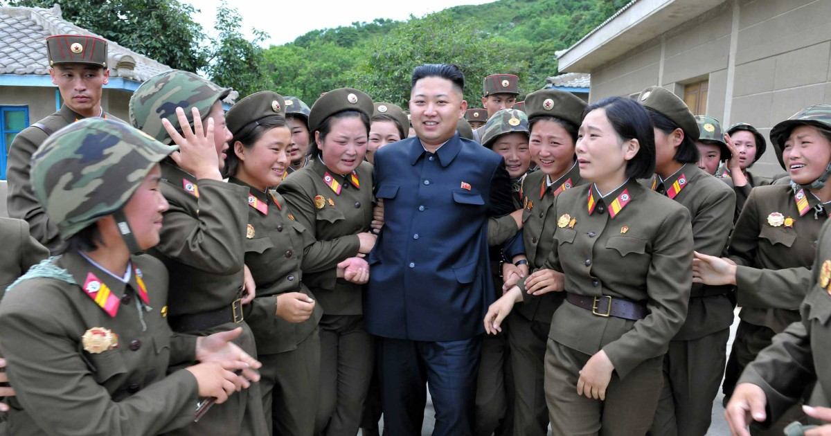 The Tangled History of Kim Jong Un's Family and North ...