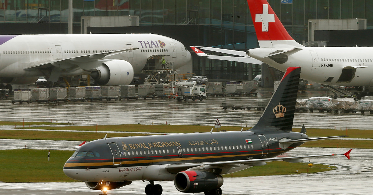 U S  Restricts Laptops, iPads in Carry-On Bags From 10 Airports