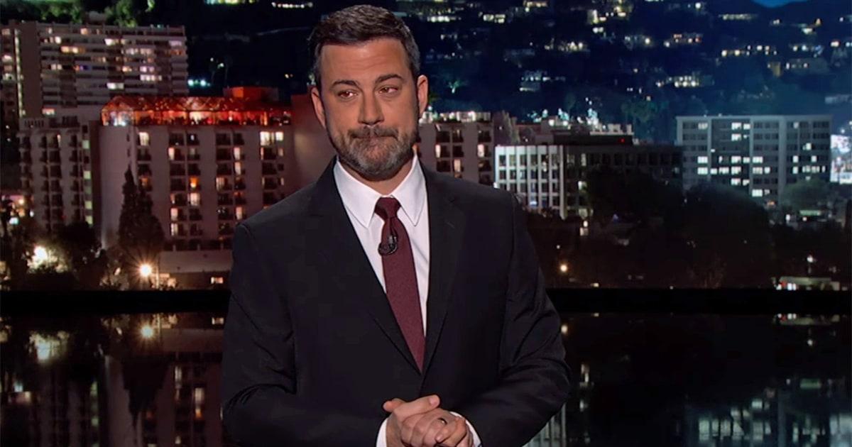 Jimmy Kimmel Reveals Newborn Son Survived Heart Surgery