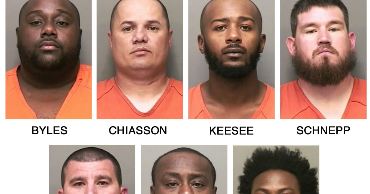 Seven Bounty Hunters Charged With Murder After Shooting at