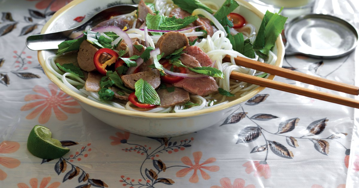 Chefs Share Dishes Inspired By Family Recipes For Asian Pacific