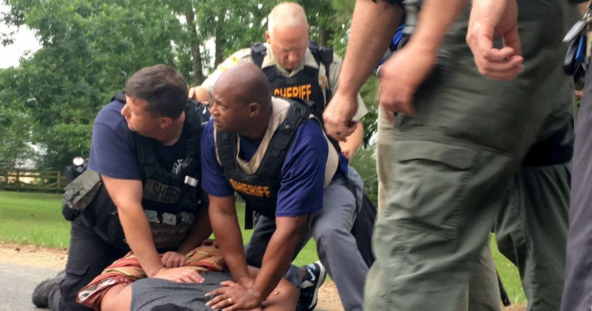 Survivor Recounts 'Nightmare' Shooting That Left 8 Dead in Mississippi