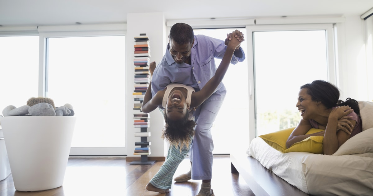 7 Surprising Benefits of Being Older Parent