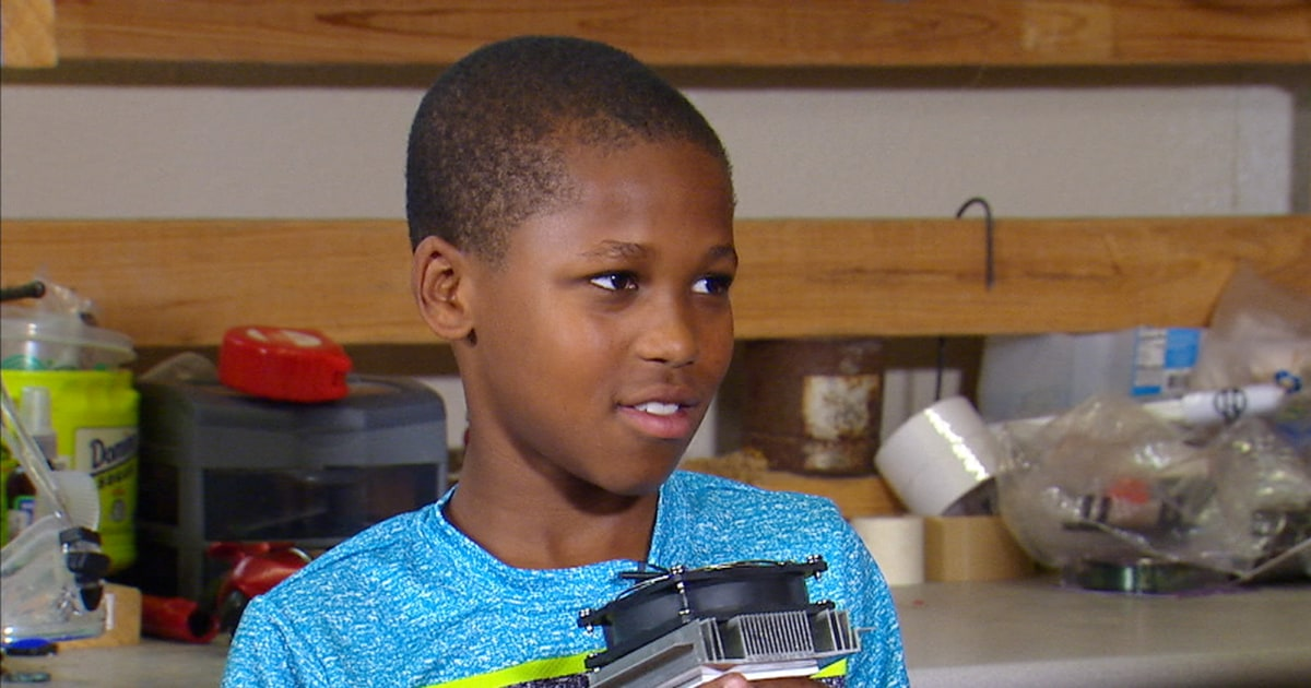 Hot Toys 4 Year Olds : Year old texas boy invents device to prevent hot car