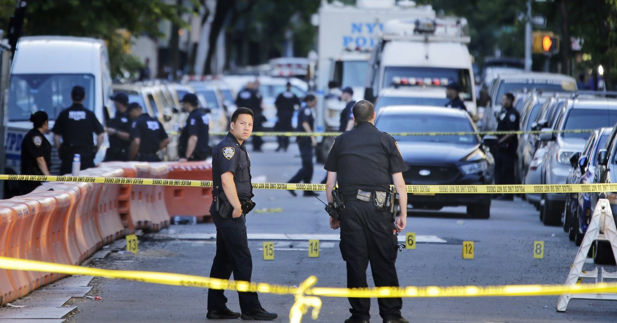 NYPD Cop 'Assassinated' in The Bronx While Sitting in Marked Police