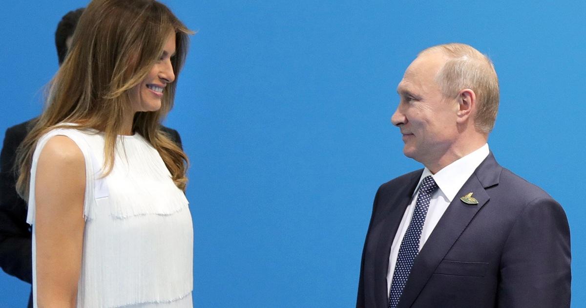 Рост Владимира Путина и Дональда Трампа  высокие и низкие