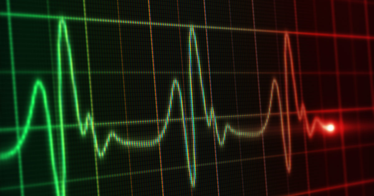 the century old heart test that may predict sudden cardiac