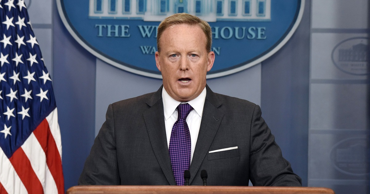 nbcnews.com - by - Networks pass on Sean Spicer for exclusive paid contributor role