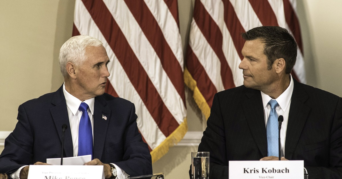 Image result for photos of Kris Kobach,